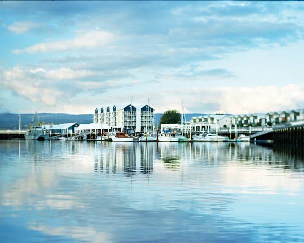 Seaport, Launceston Tasmania