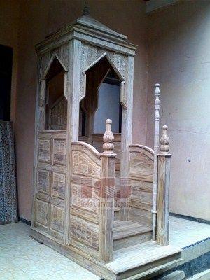 Mimbar masji jepara, mimbar masjid minimalis murah