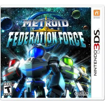 Metroid Prime Fed Force 3DS (CTRPBCAE)