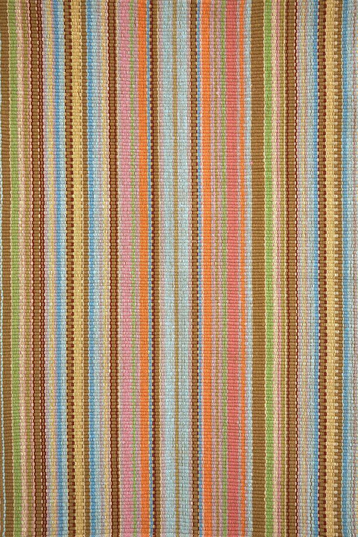 You tell the rug company striped woven throw for