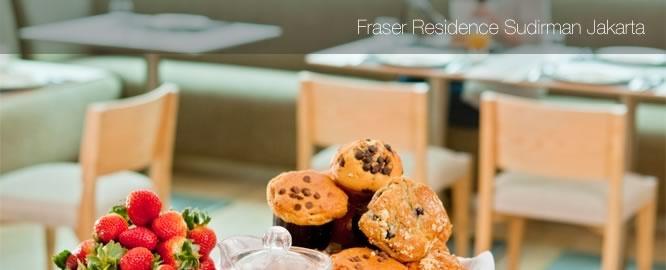 Fraser Residence Sudirman Jakarta: Jakarta Hotel And Jakarta Apartment   News & Promotions