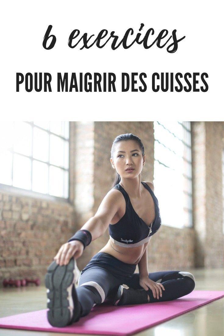 Voici 6 Exercices Ultra Efficaces Pour Maigrir Des Cuisses Exercices Pour Maigrir Des Cuisses Maigrir Des Cuisses Exercice Pour Maigrir