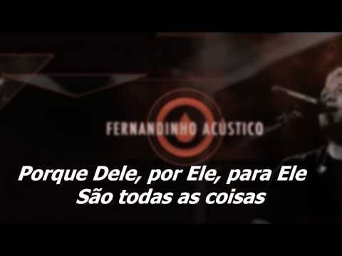 Fernandinho e Aline Barros Duetos de Ouro:Te Adorar