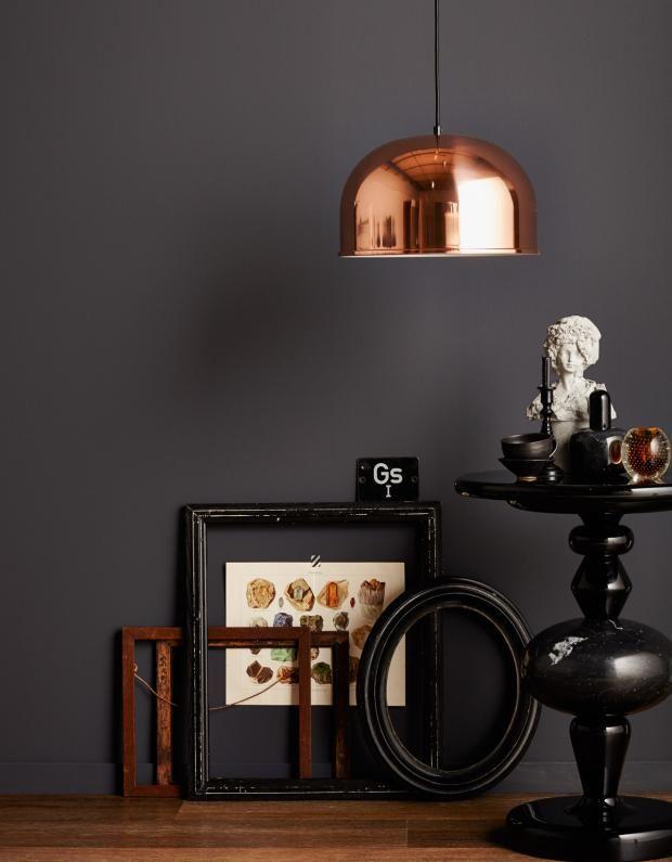 162 besten wohnen mit dunklen w nden bilder auf pinterest wandfarben dunkle w nde und. Black Bedroom Furniture Sets. Home Design Ideas
