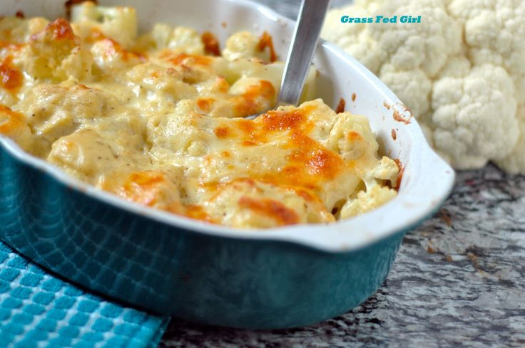 Primal, Gaps, and Low Carb Cauliflower Mac and Cheese