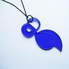 Baykuş Makas Mor Kolye  - #tasarim #tarz #mor #rengi #moda #hediye #ozel #nishmoda #purple #colored #design #designer #fashion #trend #gift