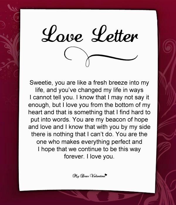 Love Letter For Her #56