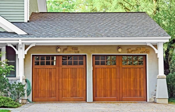 From a burglar's point of view, an attached garage can mean access to the entire house, even if an automatic door operator keeps it locked up tight. A whole-house security system is your best safeguard, but these DIY moves can also help defeat intruders at this potential entry point #homesecuritysystemhouses
