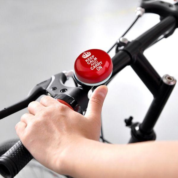 Design bicikli csengő : Ajándék Ötletek Boltja - Egyedi, hasznos, ajándékok férfiaknak, nőknek, gyerekeknek!