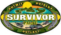 Survivor: Palau (logo)