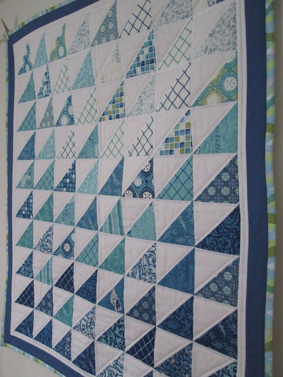 1000 Ideas About Ocean Quilt On Pinterest Quilting