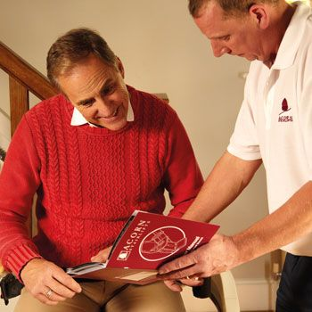 Acorn Stairlifts Products