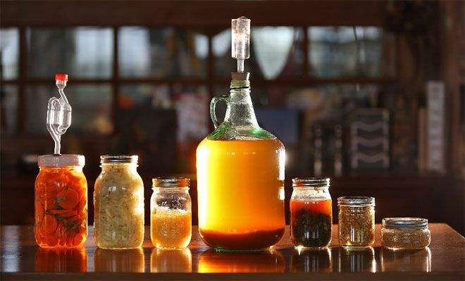 The ancient craft of fermenting is a growing trend in food preservation. The process (think Great-Grandma's crock of sauerkraut) is favored because of its ability to introduce helpful live bacteria — or probiotics — into the body.