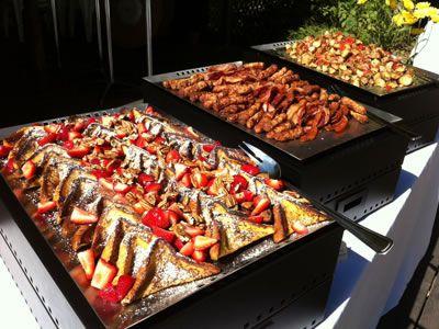 wedding brunch buffet absolute celebrations catering san