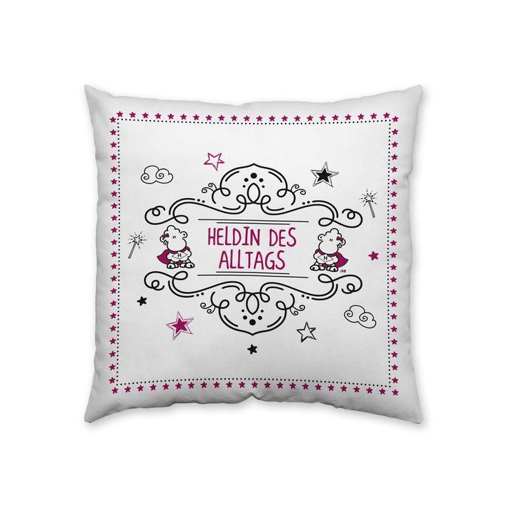 die besten 25 sheepworld kissen ideen auf pinterest lustige b ren wochenende taschen und. Black Bedroom Furniture Sets. Home Design Ideas
