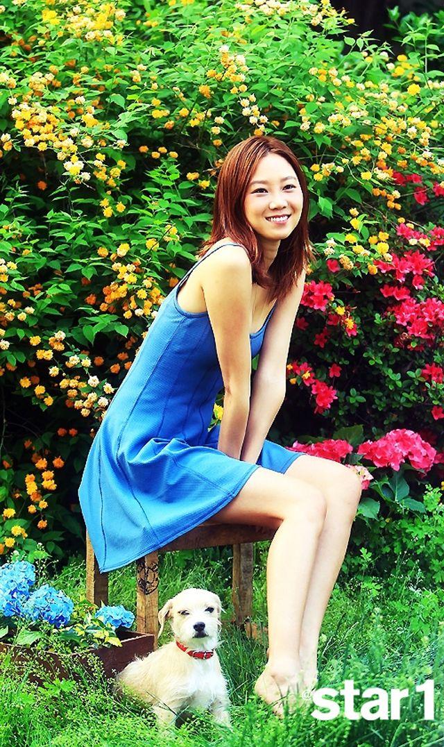 Gong Hyo-jin // AtStar1