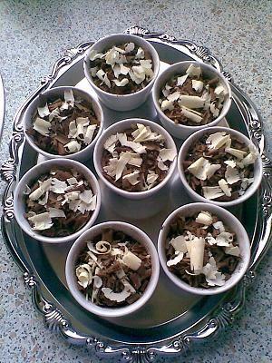 Čokoládové Tiramisu - recept