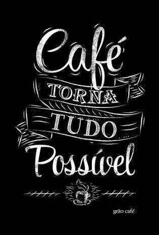 Tomou só um café E foi com fé Nunca quis uma vida café com leite.