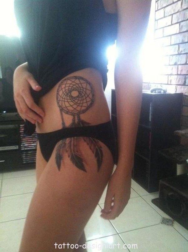 30-Dreamcatcher-tattoo-side.jpg 600×803 píxeles