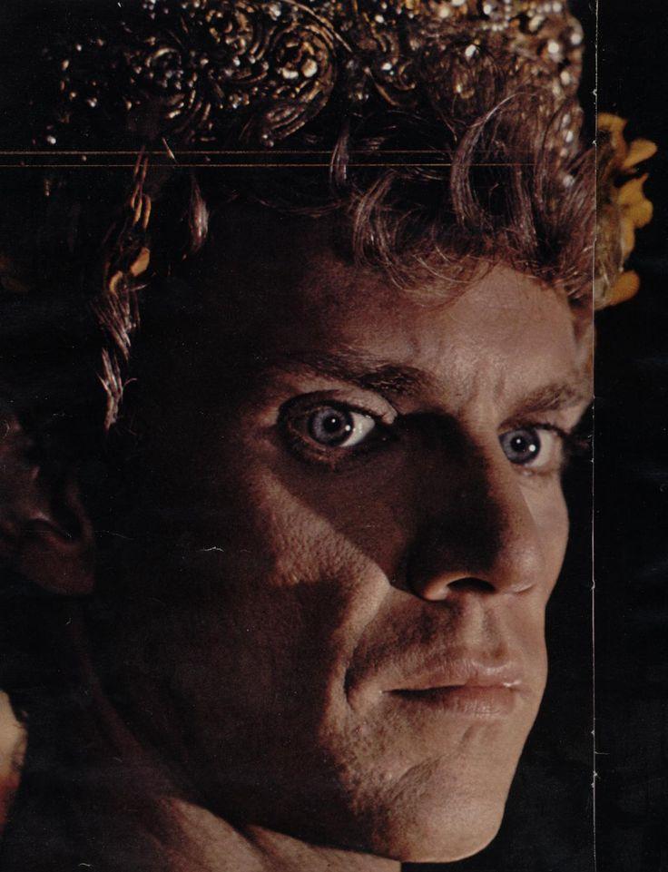 Malcolm Macdowell as Caligula - 1979