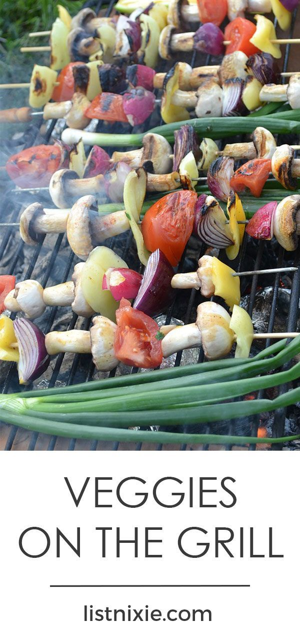 10 simple grilled vegetable recipes to try this summer - From artichokes to zucchini, here are some simple grilled vegetable recipes that make a single, well-prepared veggie the star of the show. | listnixie.com