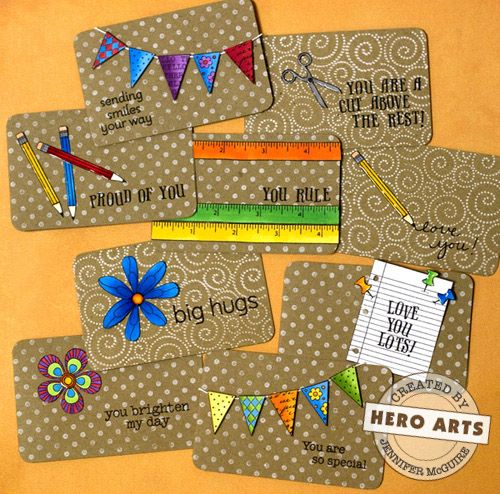 Lunch Box Notes: Alphabet Stamps, Lunchbox Note, Copic Colors, Feeding Kids, Cases Letters, Cardmaking Ideas, Copics Colors, Heroes Art, Banners