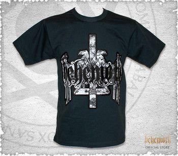 """Neue Satanische Kunst"" Behemoth t-shirt"