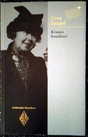 Sandel, Cora: Kranes konditori - brukt bok - I serien Gyldendals Klassikere  Utgitt av Gyldendal 1993