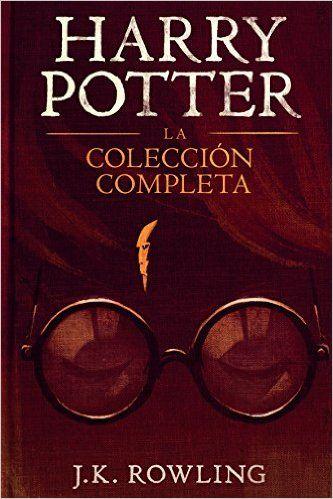 Harry Potter: La Colección Completa eBook: J.K. Rowling: Amazon.es: Tienda Kindle