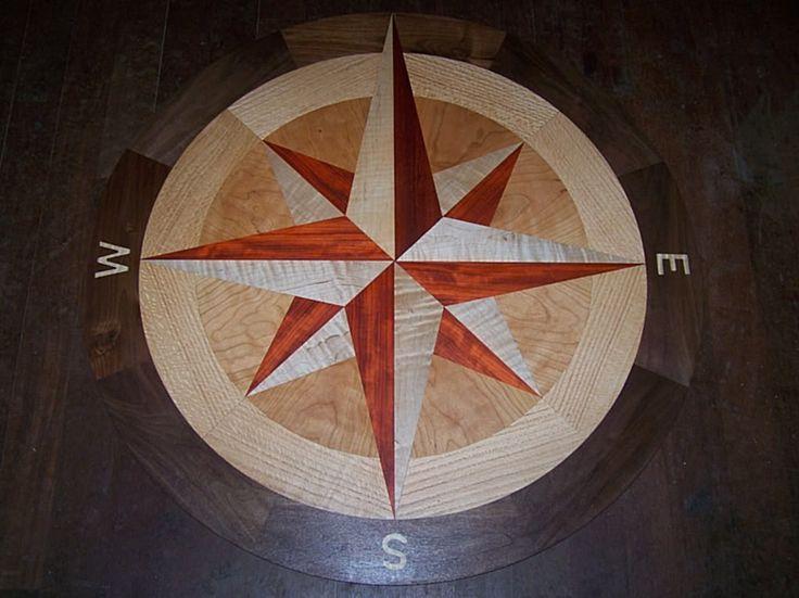 Floormedallionsandinlays Com Wood Floor Medallion Inlays