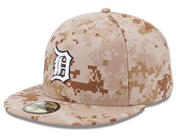 detroit tigers memorial day hats