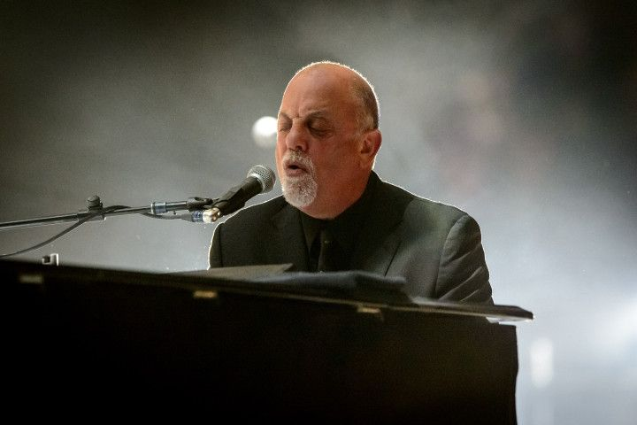 Billy Joel: I tried heroin once, but it scared me
