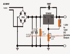 Transformerless Power Supply Archives - Page 3 of 5 - Electronic Circuit Projects