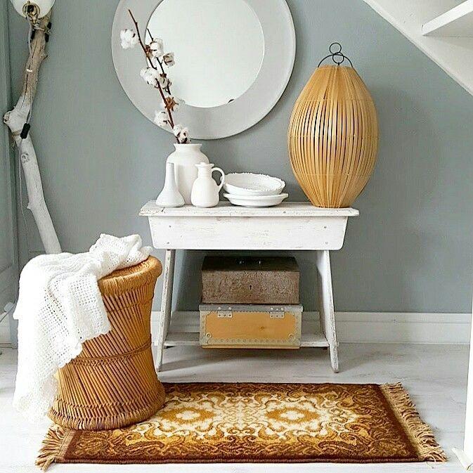 Vintage rug for sale ➡ www.house-proud.nl ◾ livingroom details August 2016
