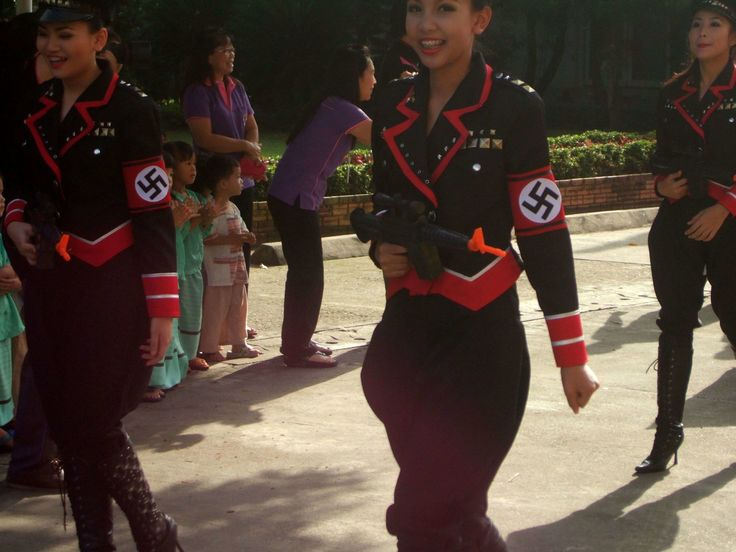 Azjatycka moda Nazi chic | VICE | Polska