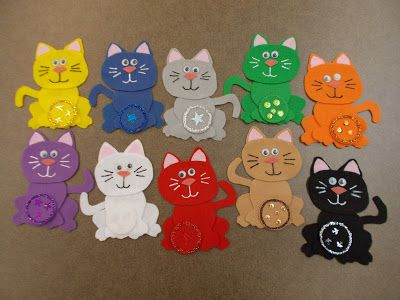 Fun with Friends at Storytime: Ten Kitty Cats