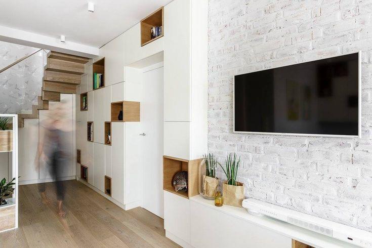 Kétszintes 89m2-es ház - egy öttagú család otthona három gyerekszobával, modern, otthonos berendezéssel