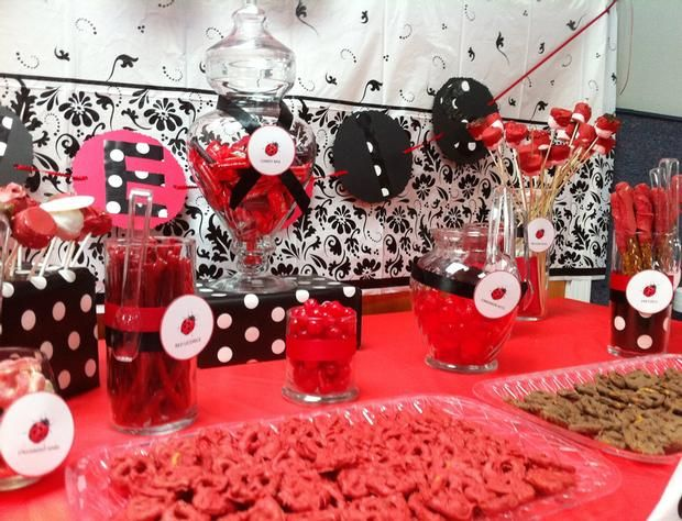decoration anniversaire ladybug