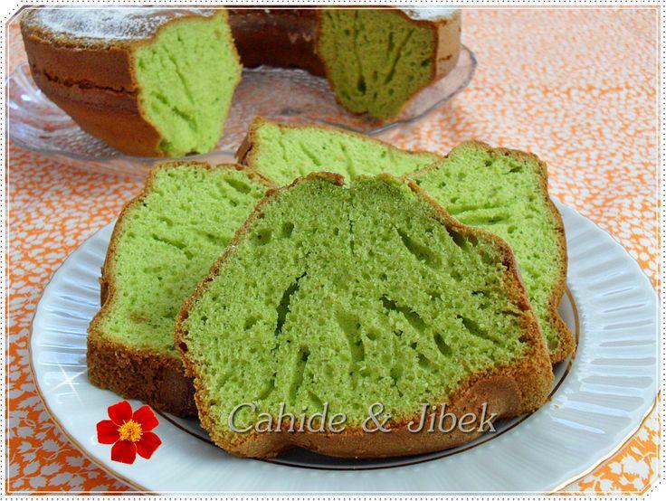 Ispanaklı kek tarifi