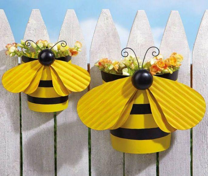 Bee planters