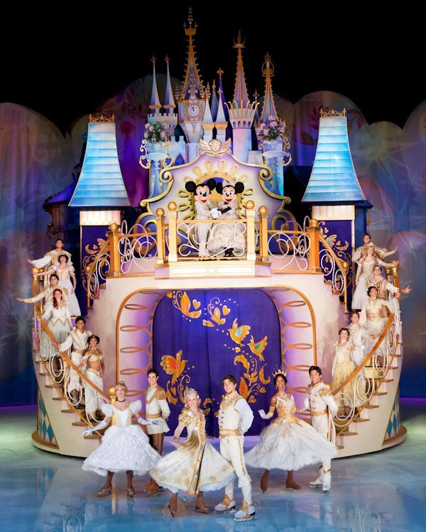 Disney On Ice presents Dare to Dream Finale Photo