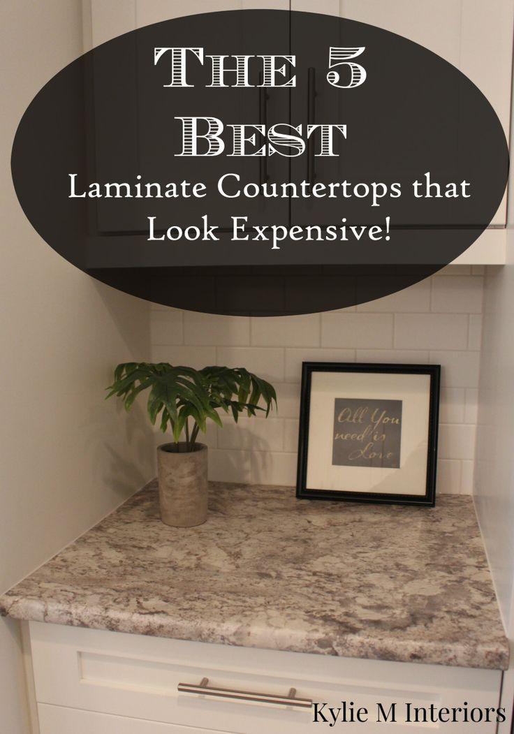 The New Era Of Laminate Countertops And Why They Rock   Laminate Countertop,  Subway Tile Backsplash And Soapstone