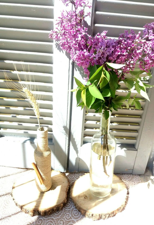 Spring decor..easter flowers!