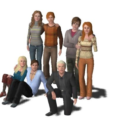 Hogwarts Elite Households - The Exchange - Community - The Sims 3