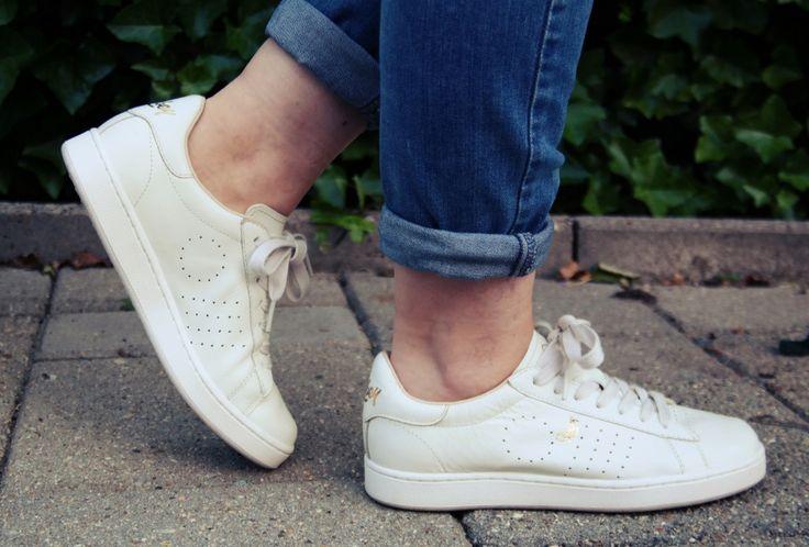 #witte #tennis #sneakers van het #merk #robey #schoenen #shoes #sneaker
