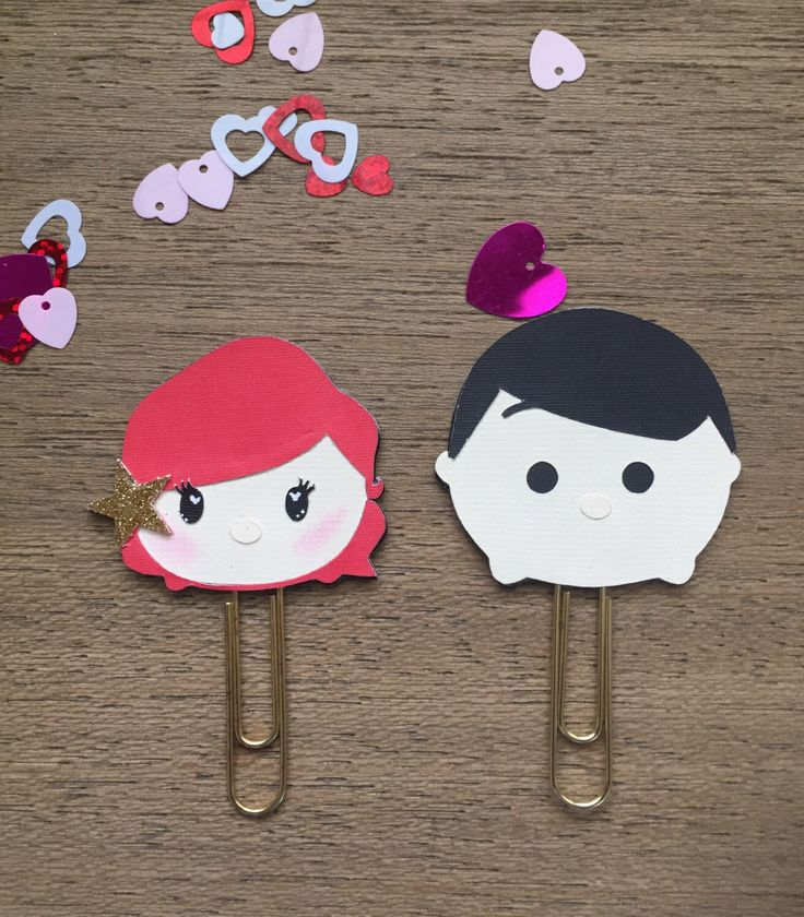 Princess Ariel & Prince Eric Little Mermaid: inspired Tsum Tsum Planner Clip, Page Clip, Bookmark, Kate Spade, The Happy Planner, Kikki K by CreativeCraftCo on Etsy https://www.etsy.com/listing/504162529/princess-ariel-prince-eric-little