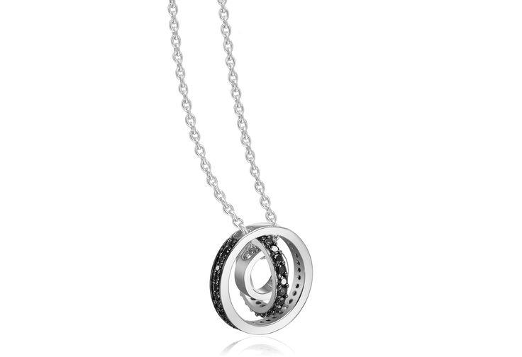 Sif Jakob halsband i silver