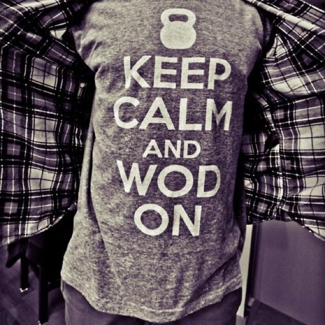 WODCrossfit Paleo, Crossfit Motivation, Crossfit Attire, Birthday Gift, Keep Calm, Wods Crossfit, Crossfit Inspiration, Crossfit Lifestyle, Crossfit Addict