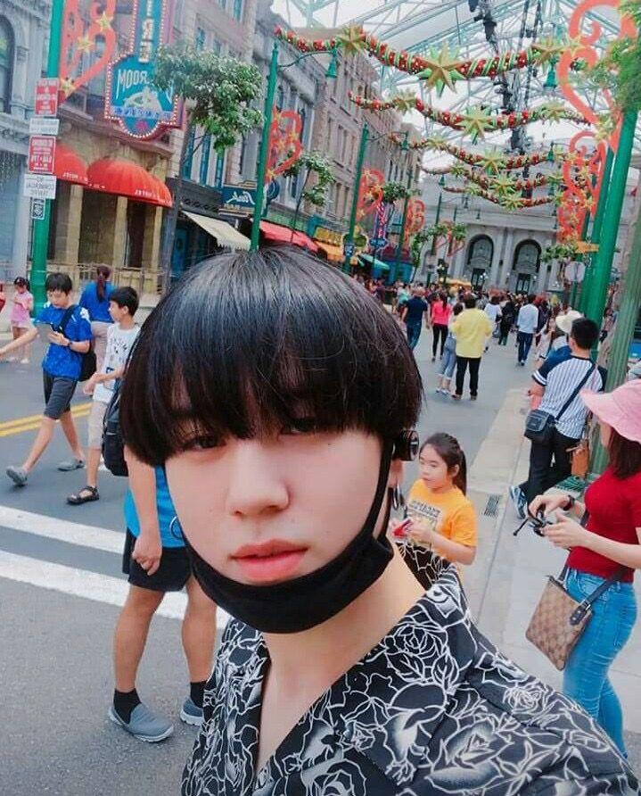Yugyoem Updated His Instagram! #Yugyeom #Got7 #Jypentertwinment #Japan #Korean #August #Cute