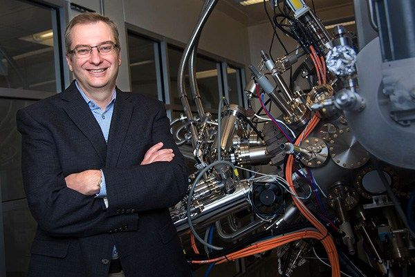"""If this project is successful it will cause a revolution in computing."" That's the forecast of Michael Manfra, Purdue University's Bill and Dee O'Brien Chair Professor of Physics and Astronomy, Professor of Materials Engineering and Professor of Electrical and..."